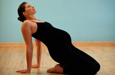 Yoga poses help to strengthen your pelvic floor muscles.
