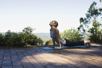 Upward Facing Dog is one pose thought to improve sexual stamina.