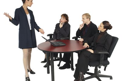 Staff meetings, training sessions and open communication are some ways to prevent harassment at work.