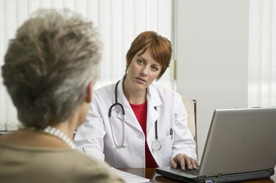 A gynecologist may treat symptoms of menopause in women.