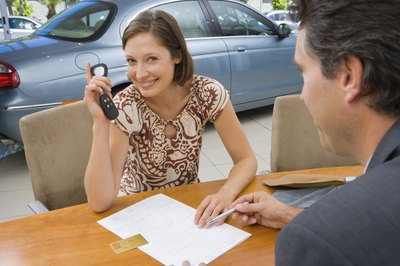 Consider auto loan options before using your home equity loan to purchase a car.