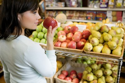 Choose fresh, unprocessed food to maintain a healthy sodium and potassium balance.