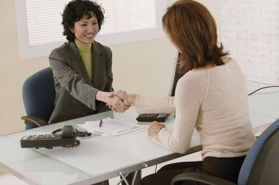 Professional etiquette is key for a good first impression in your interview.