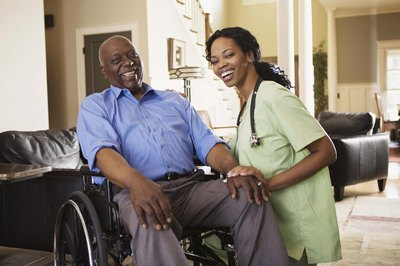 Some in-home care services require a minimum of three to four hours per daily visit.