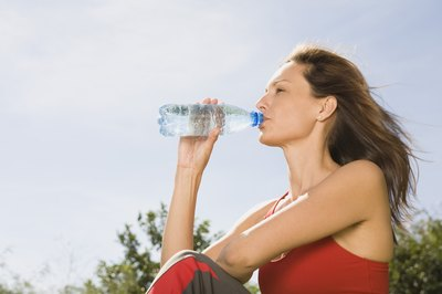 Water is an essential part of your diet.