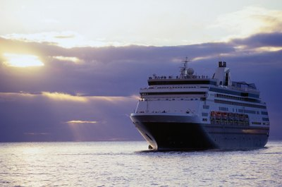 Take your career out to sea with a job on a cruise ship.