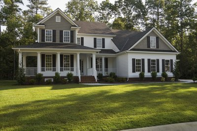 Some borrowers end up owning more money on their homes than the homes are worth.