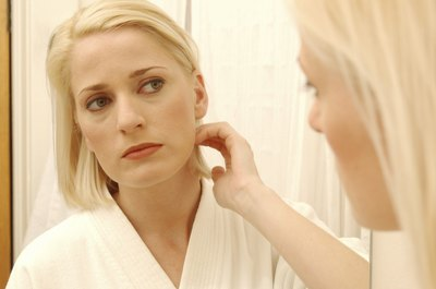 Skin aging normally starts in the mid-20s.
