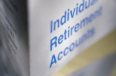 IRAs are tax deferred retirement accounts.