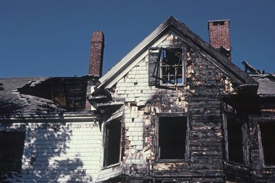 Homeowners insurance will pay for repairs to your home.