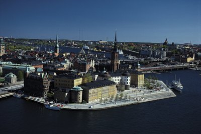 Scandinavia provides investors some shelter from euro-zone turmoil.