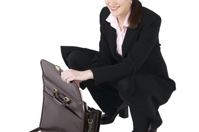 Dressing for business is just one way to represent the company professionally.