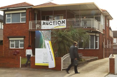 Auction bidders must have financing in place by the day of the event.