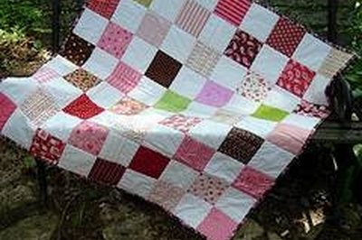 Make a Twin Size Quilt