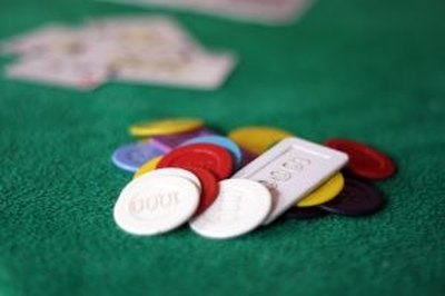 Chips, a necessity, poker night