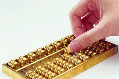 You might not use an abacus daily, but you do use math.