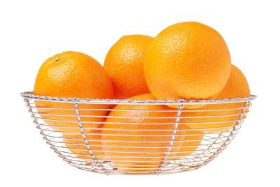 Minature oranges can provide fresh citrus even in areas that experience frost.