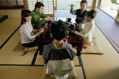 When compared to Western parents, Japanese parents believe maturity comes later in life.