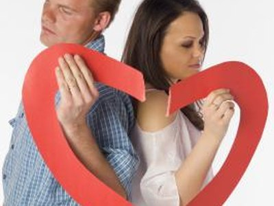 Definition of Legal Separation and Divorce