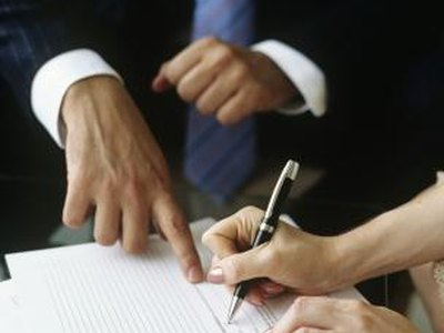 How to Properly Sign a Power of Attorney Document for Someone
