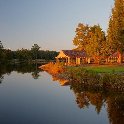 Mountain Creek Lake At Callaway Gardens