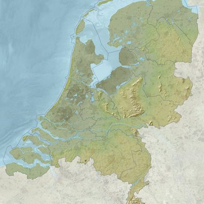Worksheet. Landforms  Major Cities of the Netherlands  USA Today