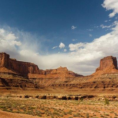 White Rim Road Day 1 Moab Utah