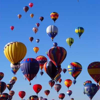 Images Related To Albuquerque International Balloon Fiesta