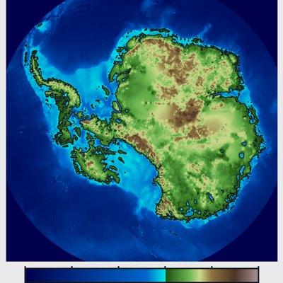 Average Temperature Of Antarctica USA Today - Average temperature map usa