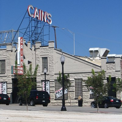 Cains Ballroom In Tulsa OK