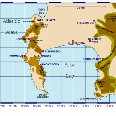 Interesting Facts About the Cape of Good Hope  USA Today