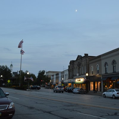 Images Related To Chagrin Falls Ohio