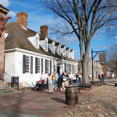 Images Related To Colonial Williamsburg