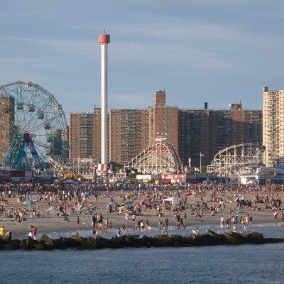 Astroland In Coney Island