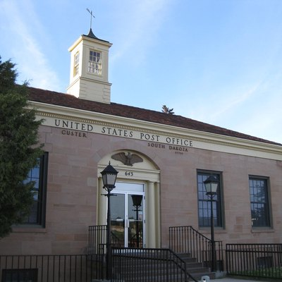 Hotels In Custer Sd Usa Today