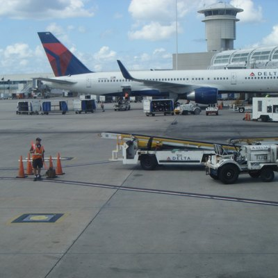Airports Nearest To Orlando Florida USA Today - Florida airports map