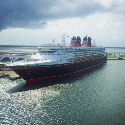 Disney Cruise Ship Sizes | USA Today