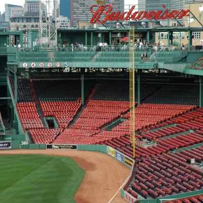 Images Related To Fenway Park