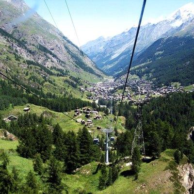 Summer Skiing In Zermatt Switzerland Usa Today