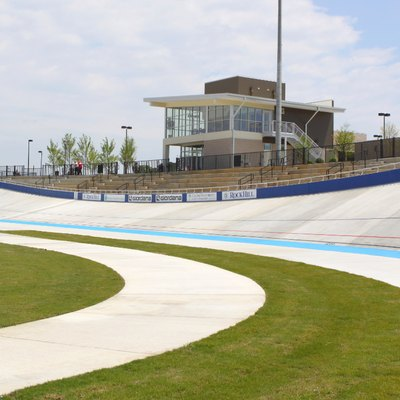 Giordana Velodrome, Rock Hill (South Carolina), USA