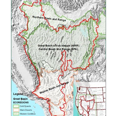 National Parks In Utah Nevada USA Today - National parks western us map