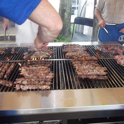 Greek Food Festival Birmingham