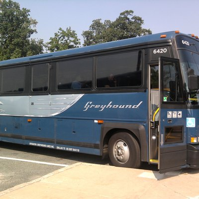 articles travelling canada with greyhound