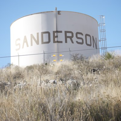 Images Related To Sanderson Texas