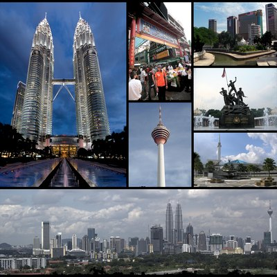 Images Related To Kuala Lumpur