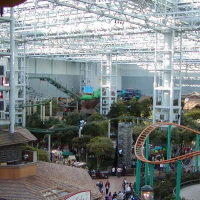 The Top Five Largest Malls In The U S Usa Today