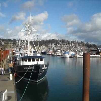 Newport Oregon Hotels Near Undersea Gardens Usa Today