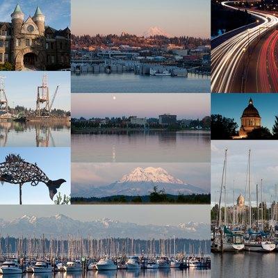 Vancouver wa nach Olympia wa