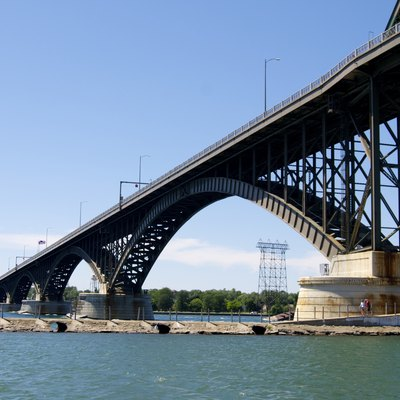 Bridge To Canada From Buffalo Usa Today