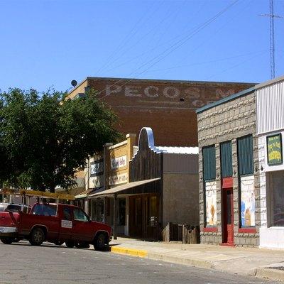 Pecos Texas For Tourists Usa Today